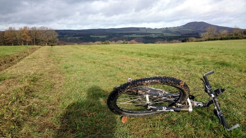 Nieuw netwerk mountainbikeroutes Eifel
