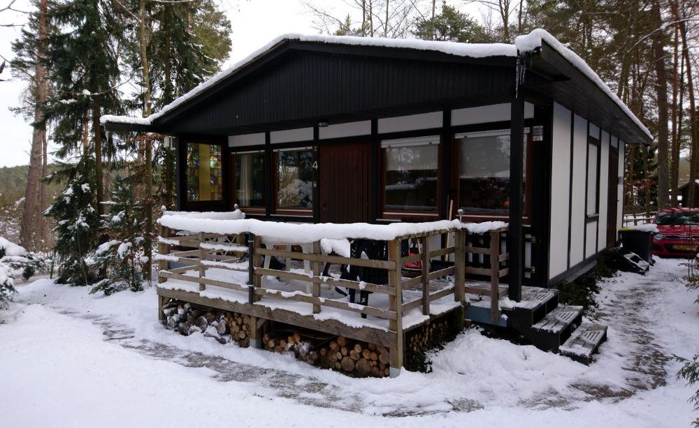 """""""Eindelijk"""" winter in de Eifel"""